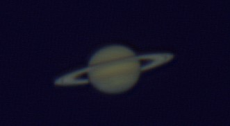 Saturn 28th April 2