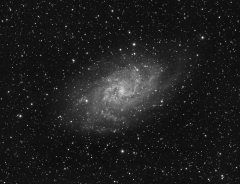 M33 LUM R Stretched