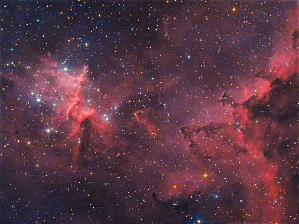 Melotte 15 Combined
