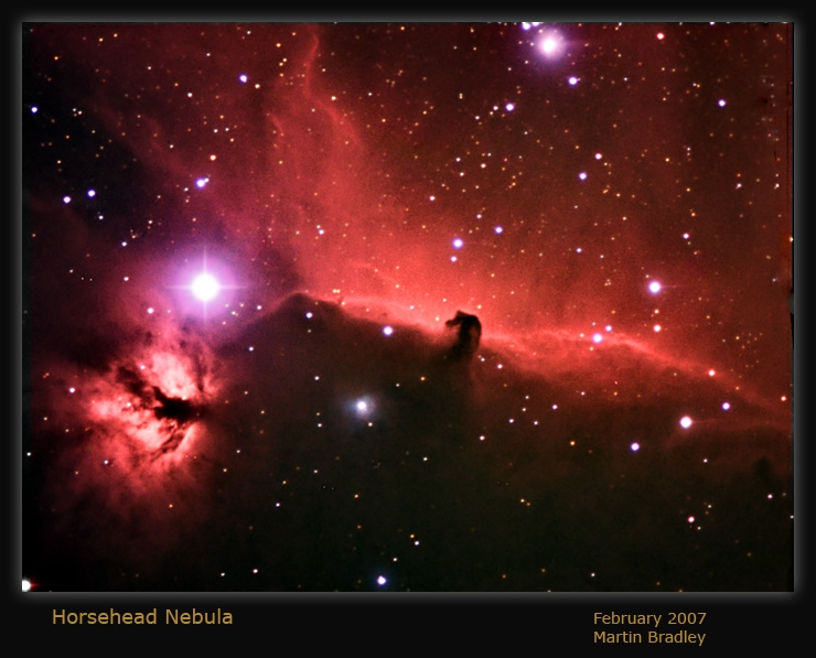 Horsehead 3rdMarch 07 LRGB  ZS66 with SXVH9F