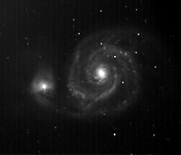 m51 with C11