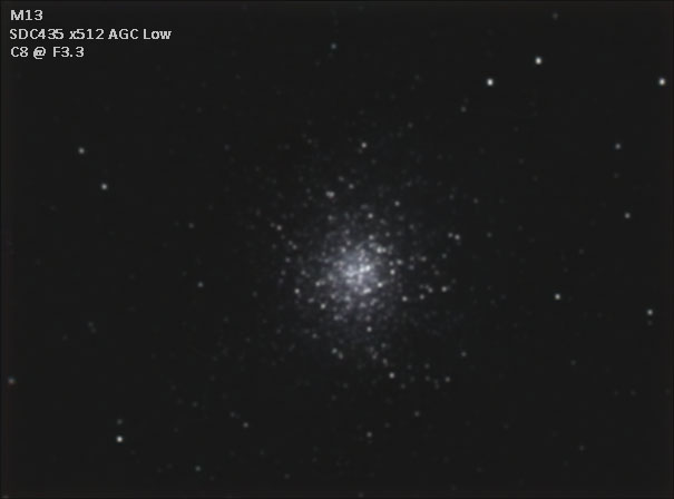 M13 gradient removed and levels adjusted