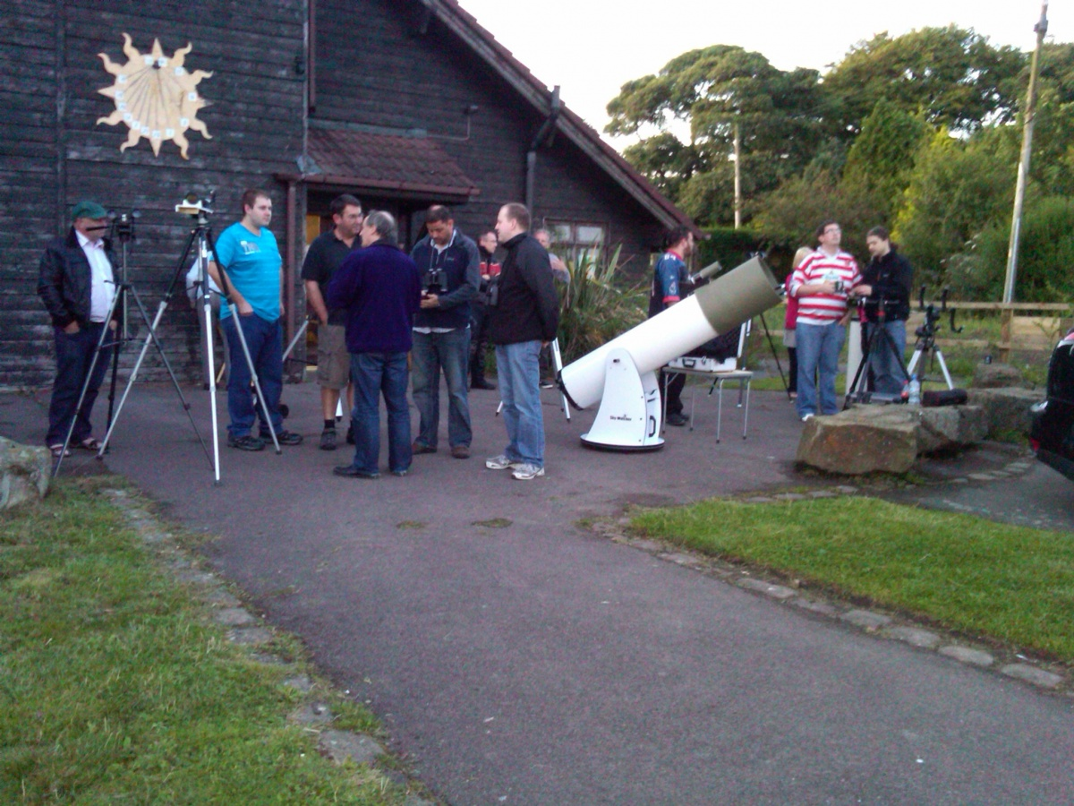pex hill Liverpool astronomical society