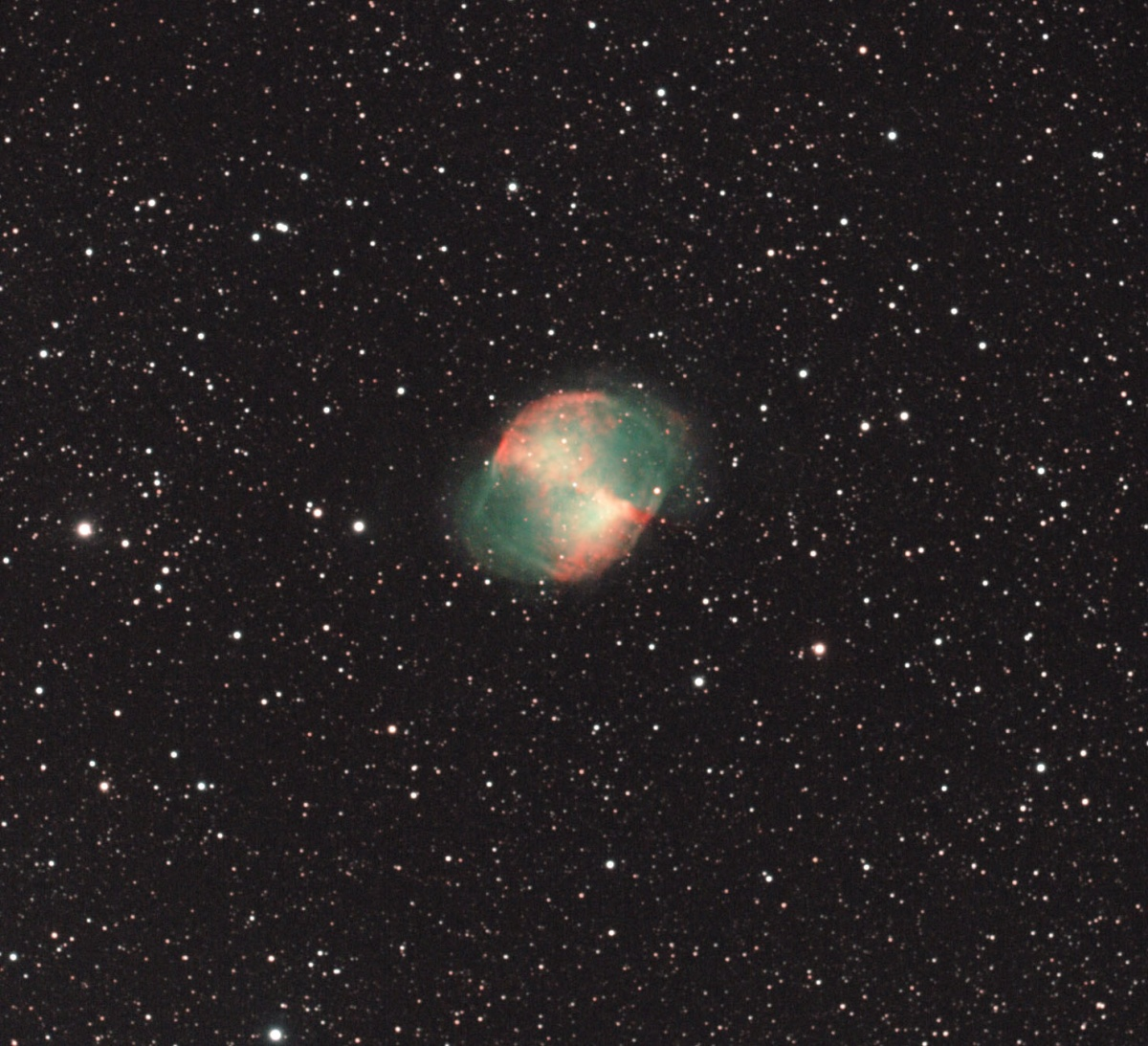 M27 Dumbbell 22 & 23 May 2011