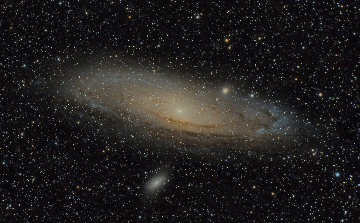 m31 pixinsight redux edition