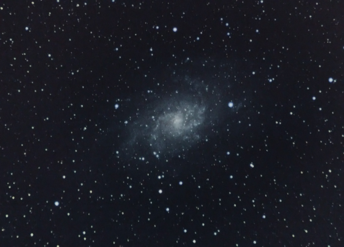 m33.  22 11 11  4X90secs iso 800 plus darks and flat lights, SW st80