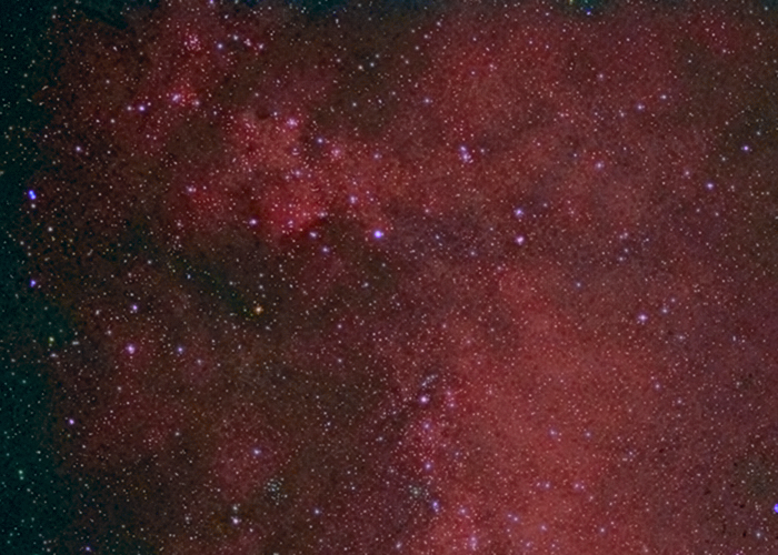Deneb And NGC 7000