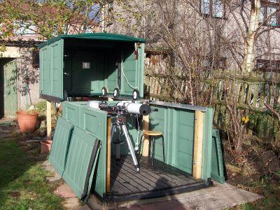 Our observatory project