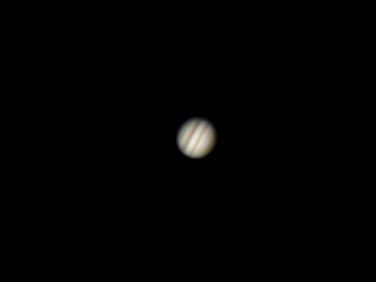 1st attempt jupiter