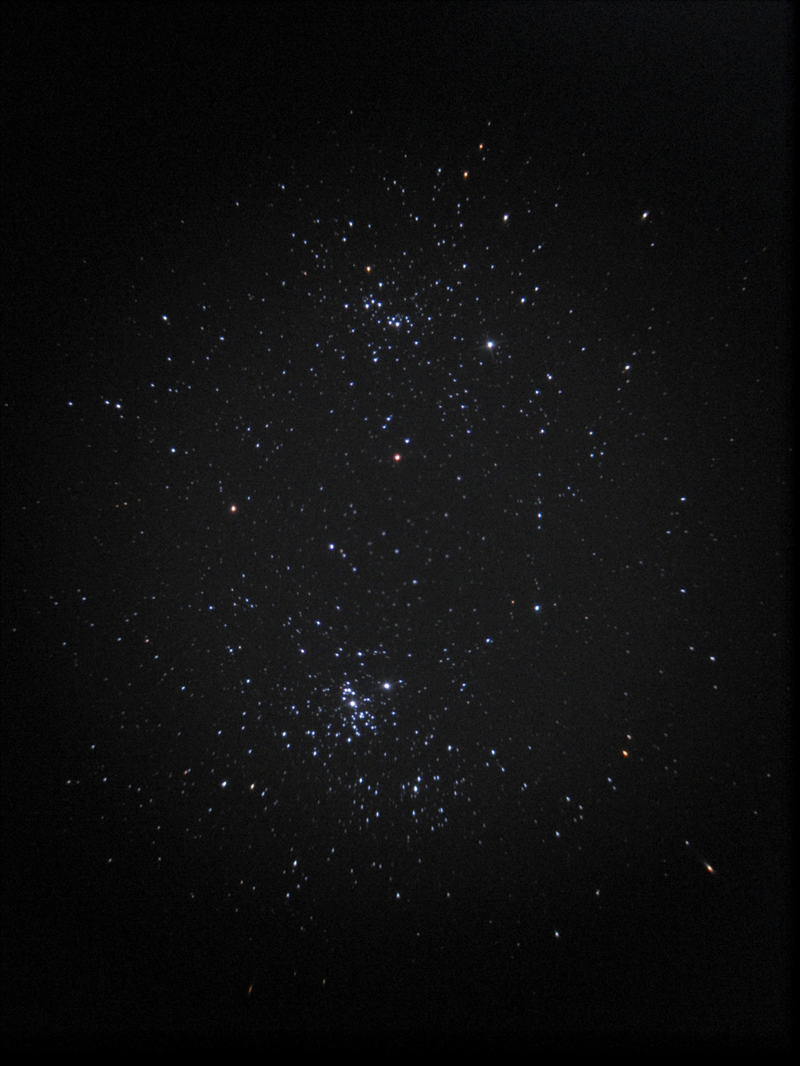 Double Cluster 7/1/08