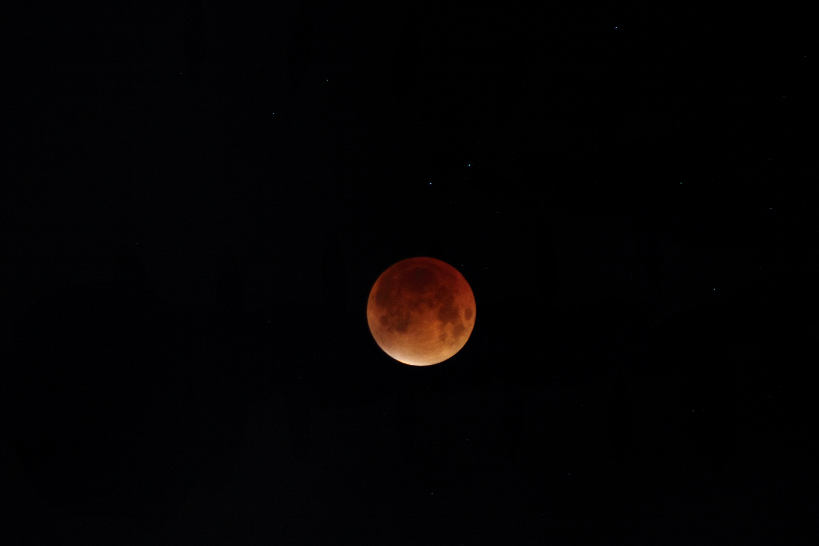 Totality: Lunar Eclipse 28092015