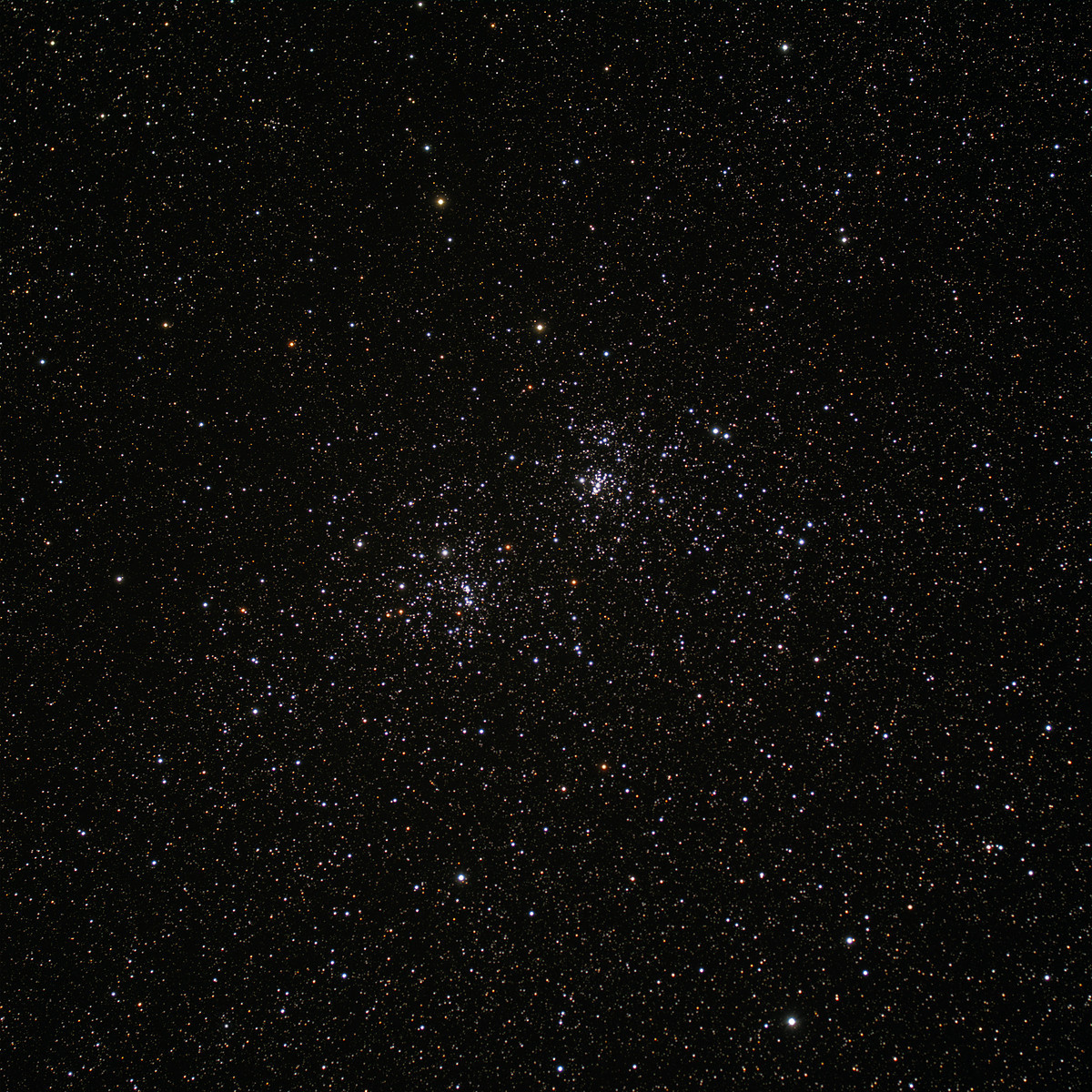 Olly's Double Cluster