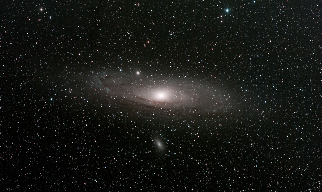 Andromeda (yet another one)