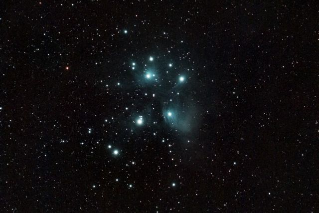 Pleiades (yet another one)
