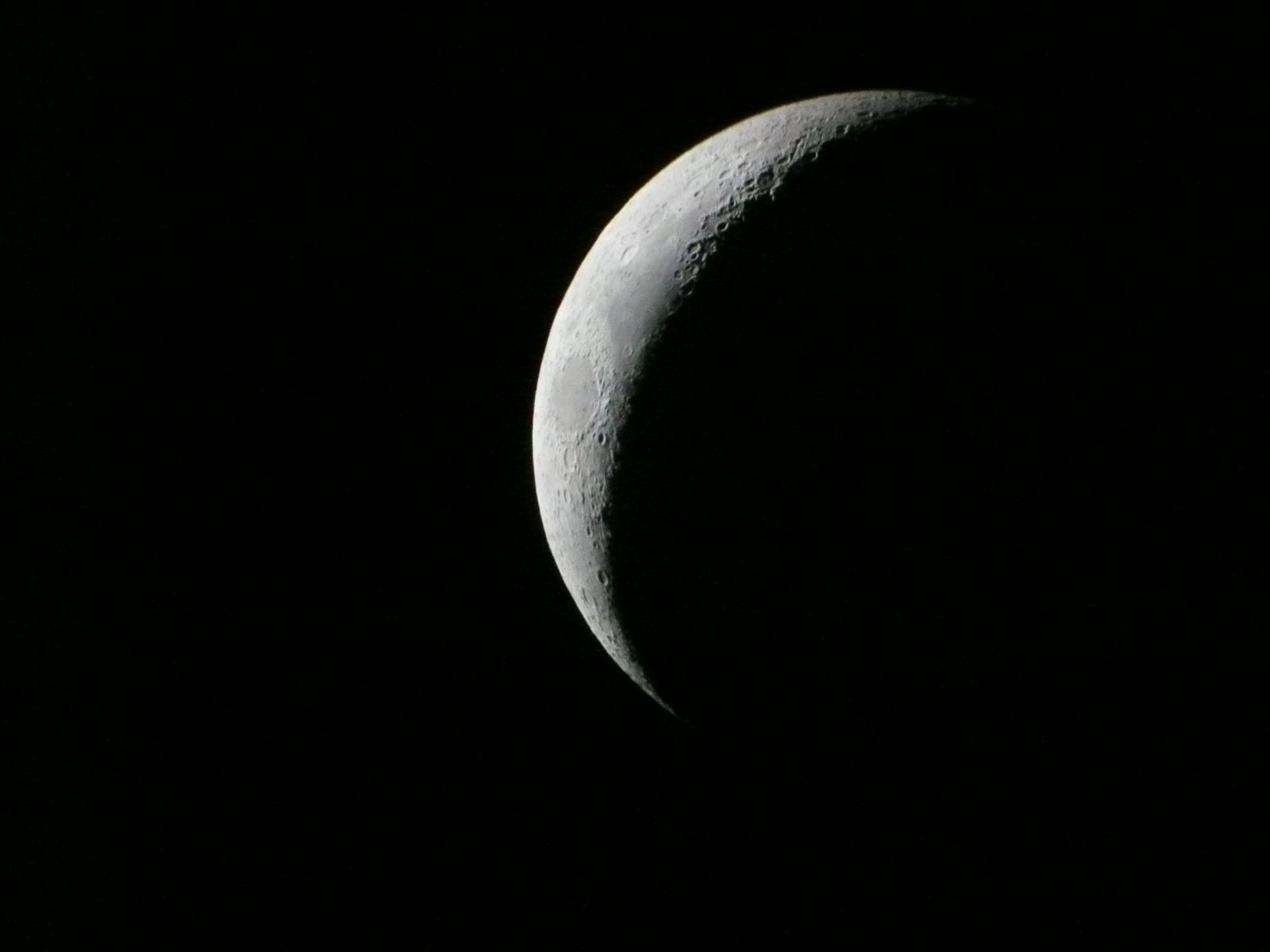 Crescent of Moon