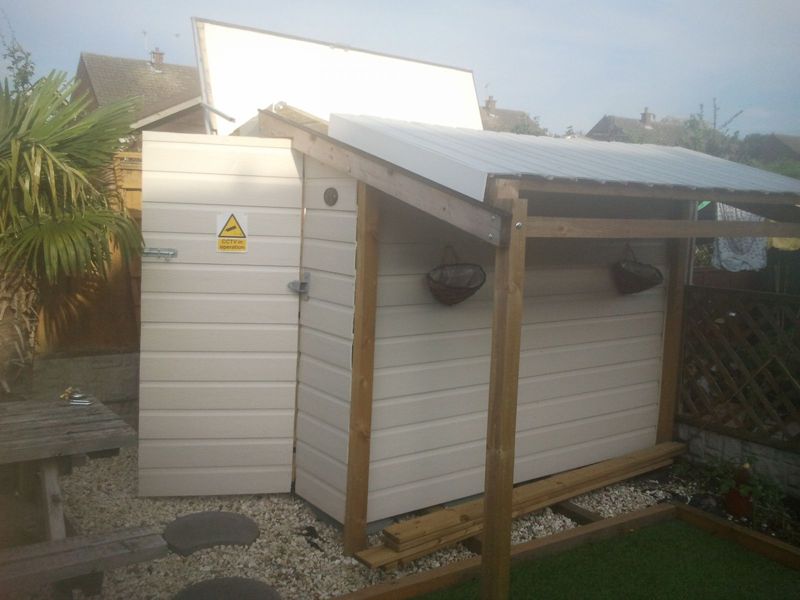 My shed observatory