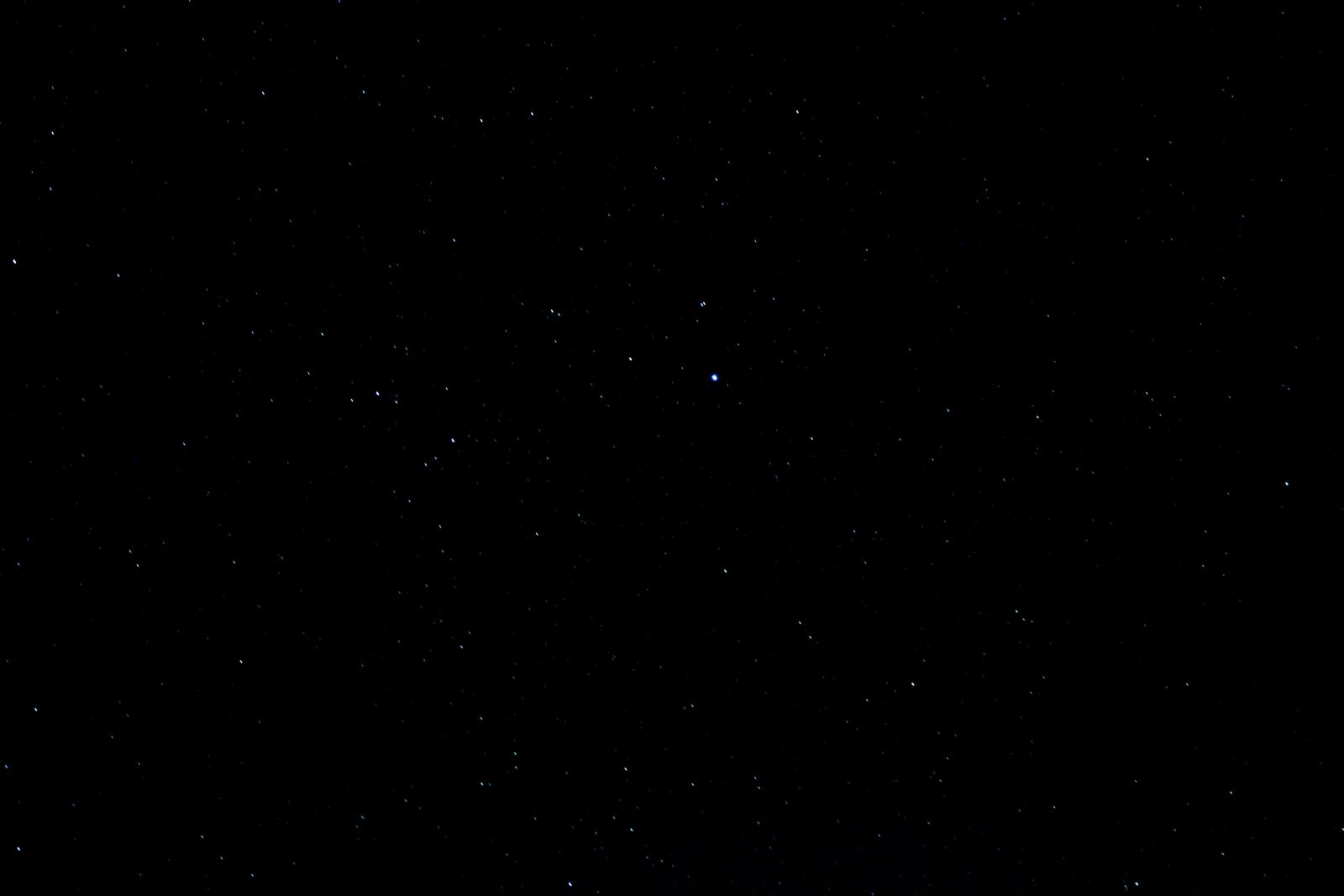 first attempt at a star picture