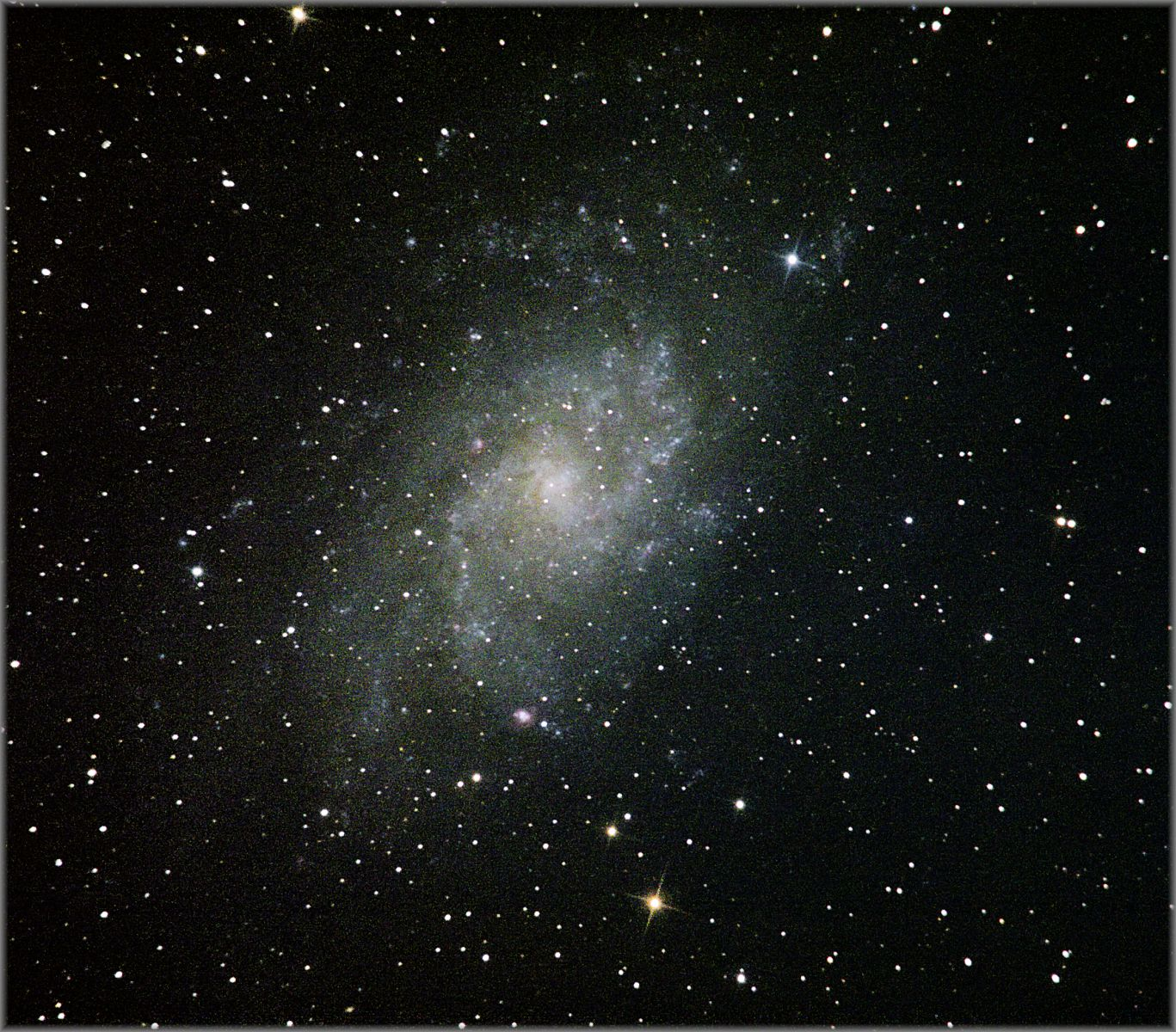 M33 2nd Try