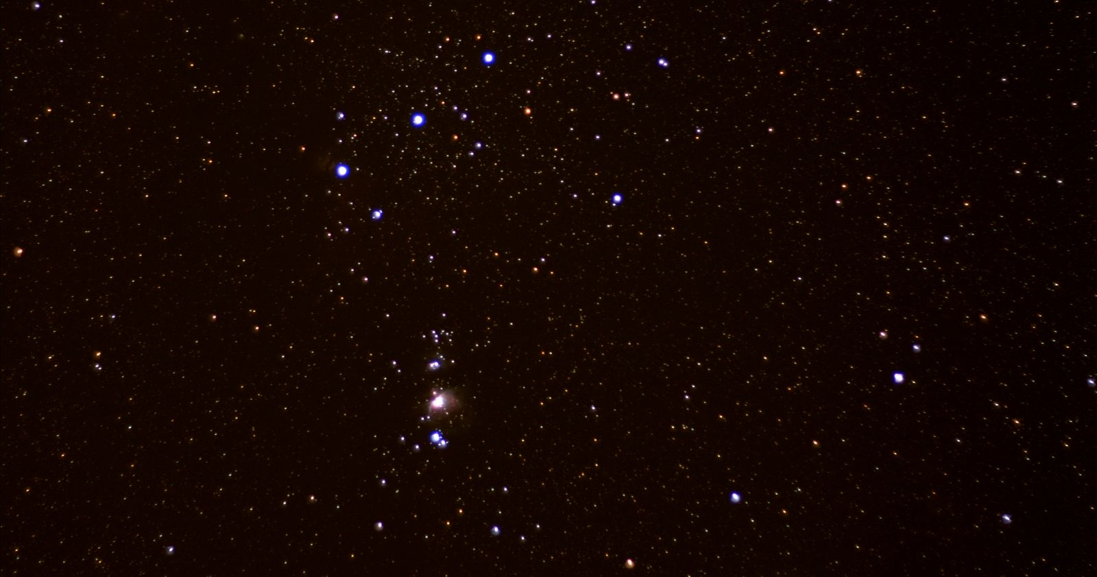 Orion And M42