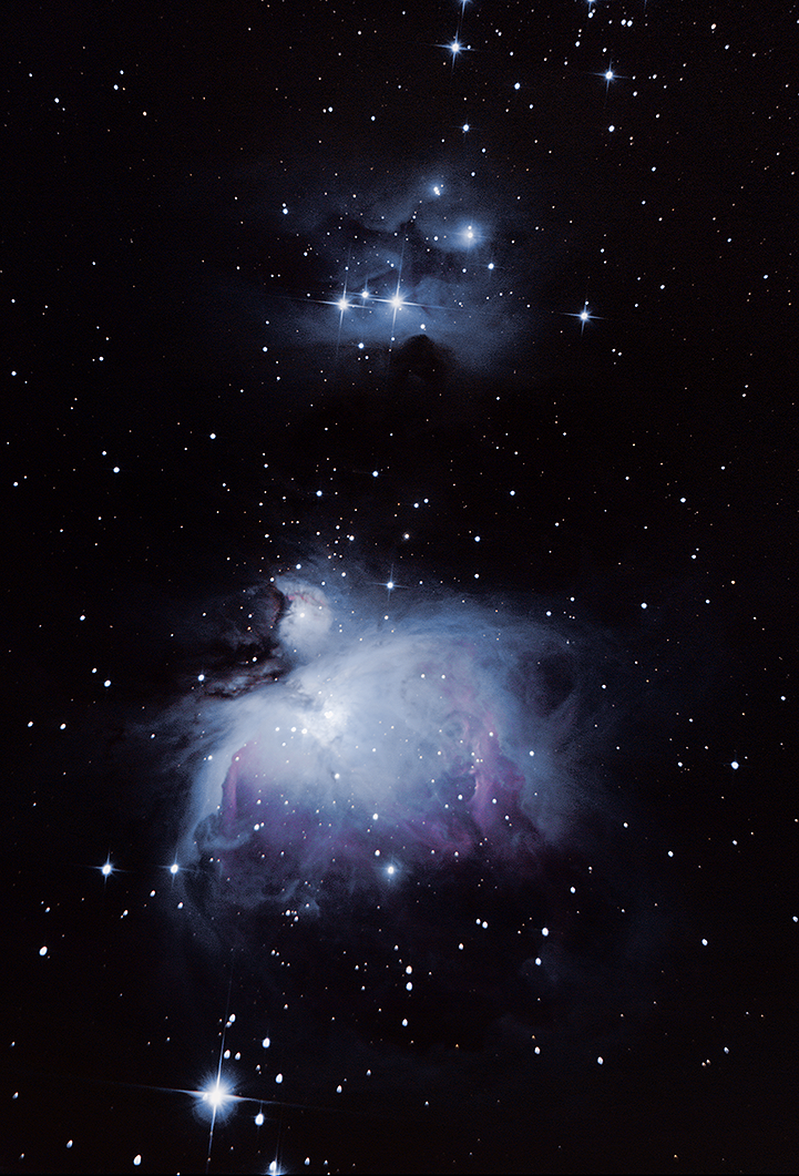 First attempt at M42.