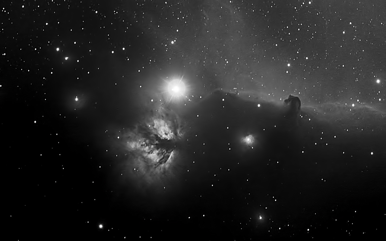 IC434 - Horse Head Nebula