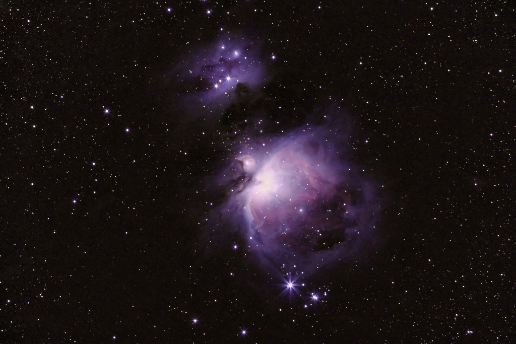 2012-11-10 - M42 - Great Nebula In Orion