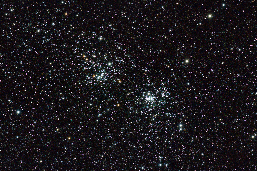 2013-03-30 - NGC869 - Double Cluster