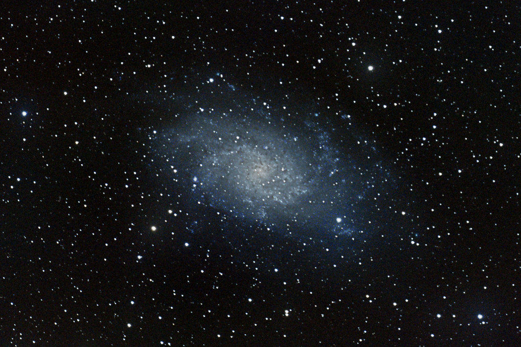 2012-09-22 - M33 - Triangulum Galaxy