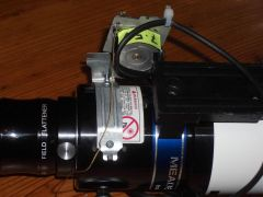 Meade 5000 80mm APO diy focuser #3