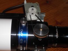 Meade 5000 80mm APO diy focuser #1