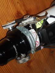 Meade 5000 80mm APO diy focuser #2
