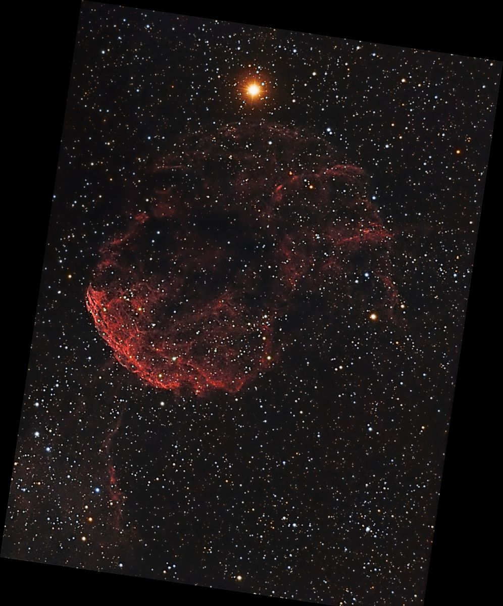 IC443 - Jellyfish
