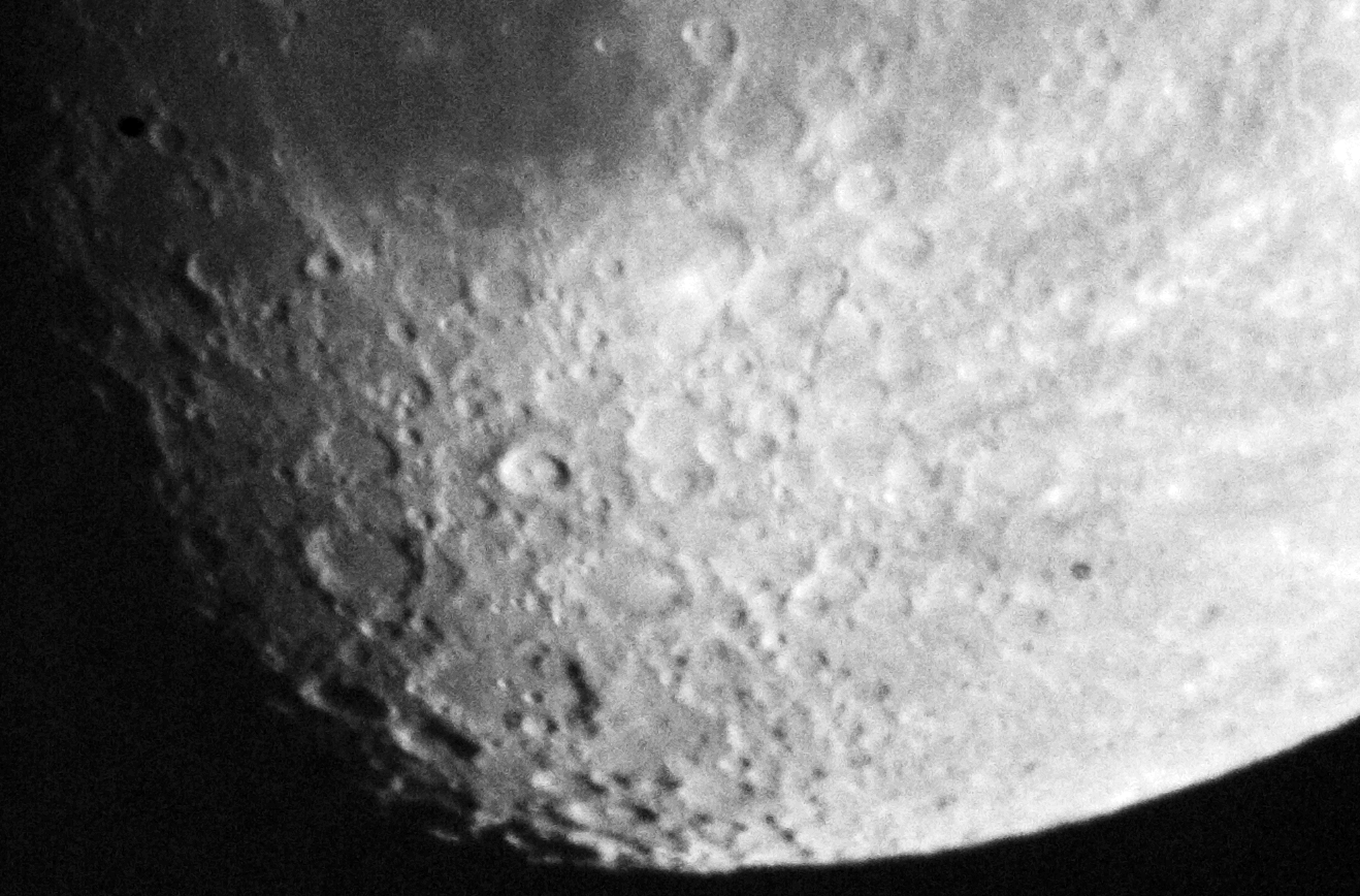 South West Sector - Tycho And Clavius Crators