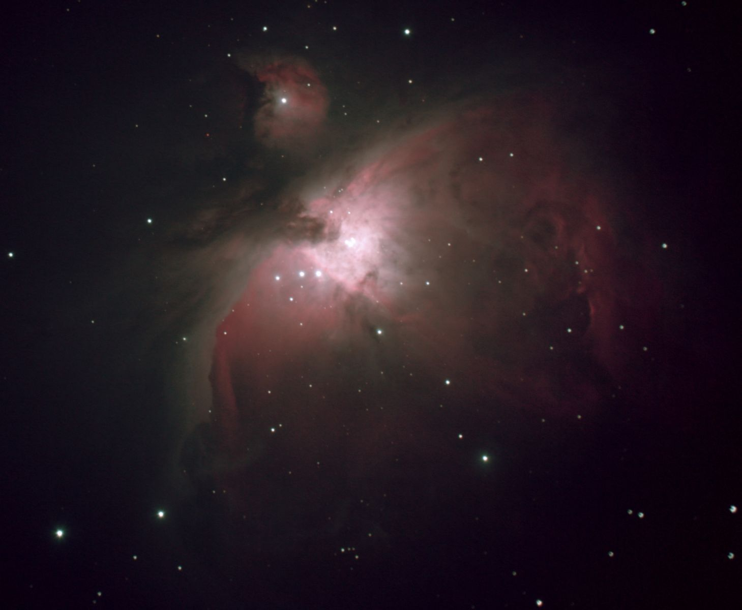 M42 The Great Orion Nebulae