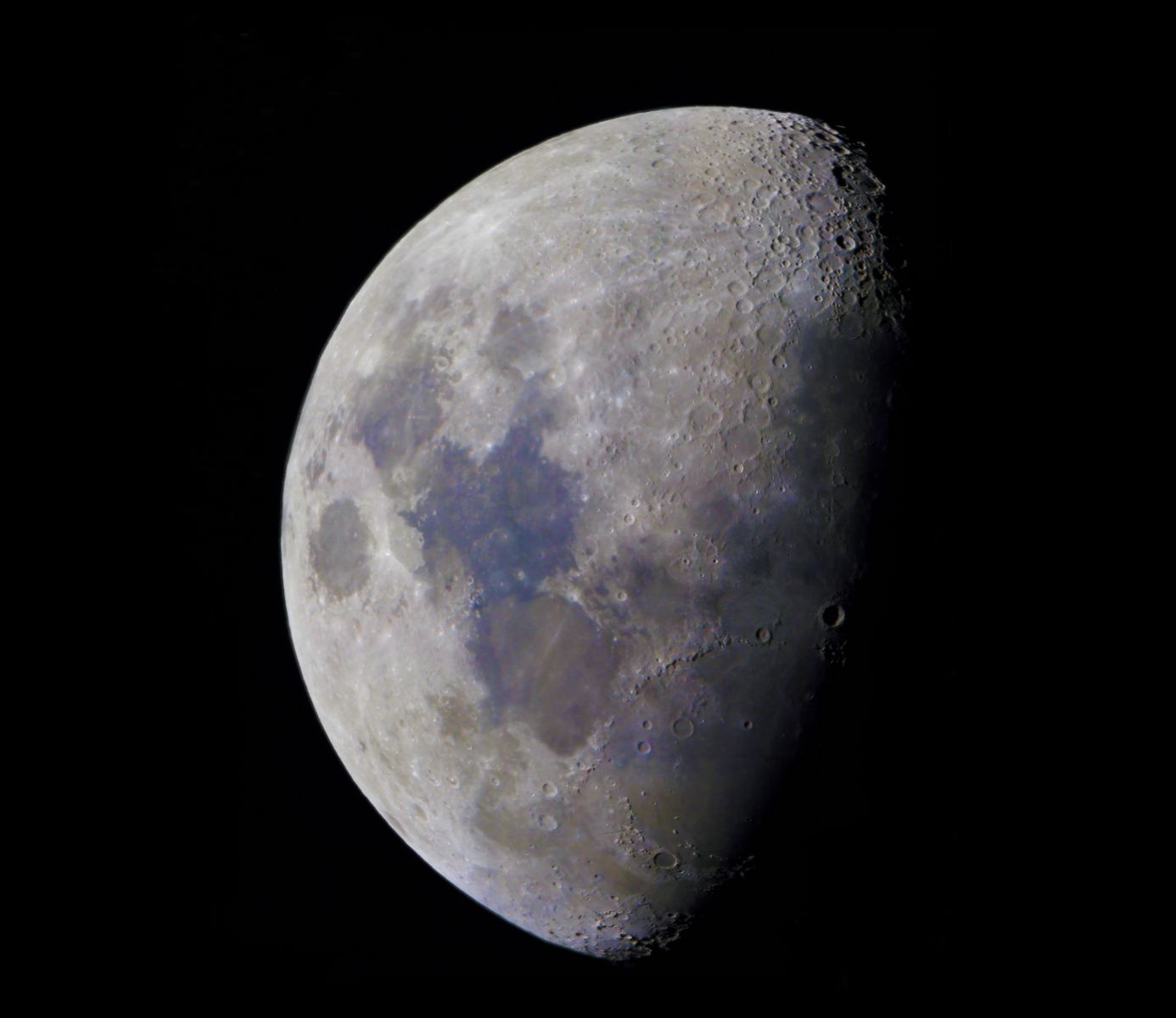 Moon - Colour FEB 2013