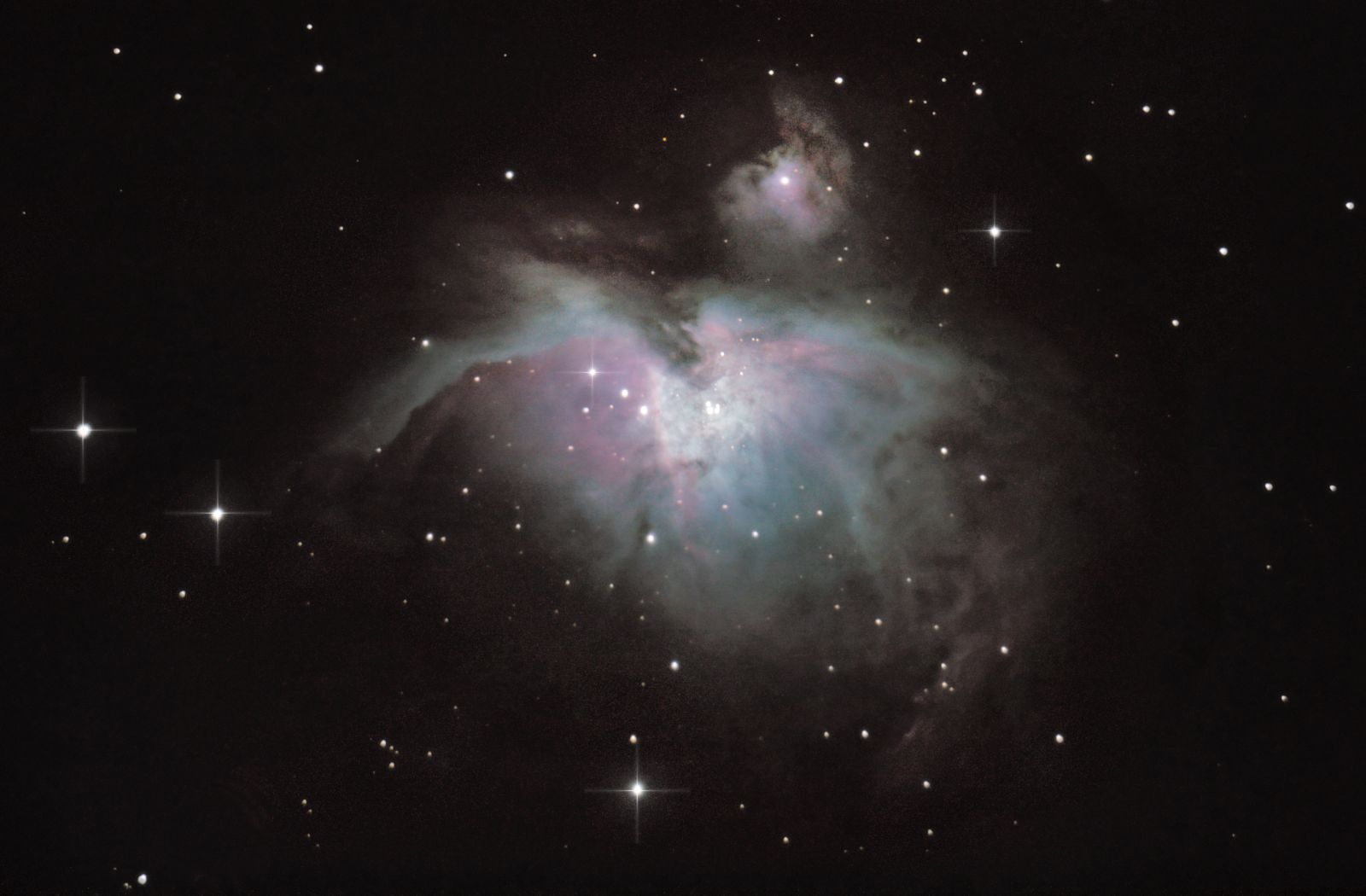 Orion Nebula M42   Feb 2013
