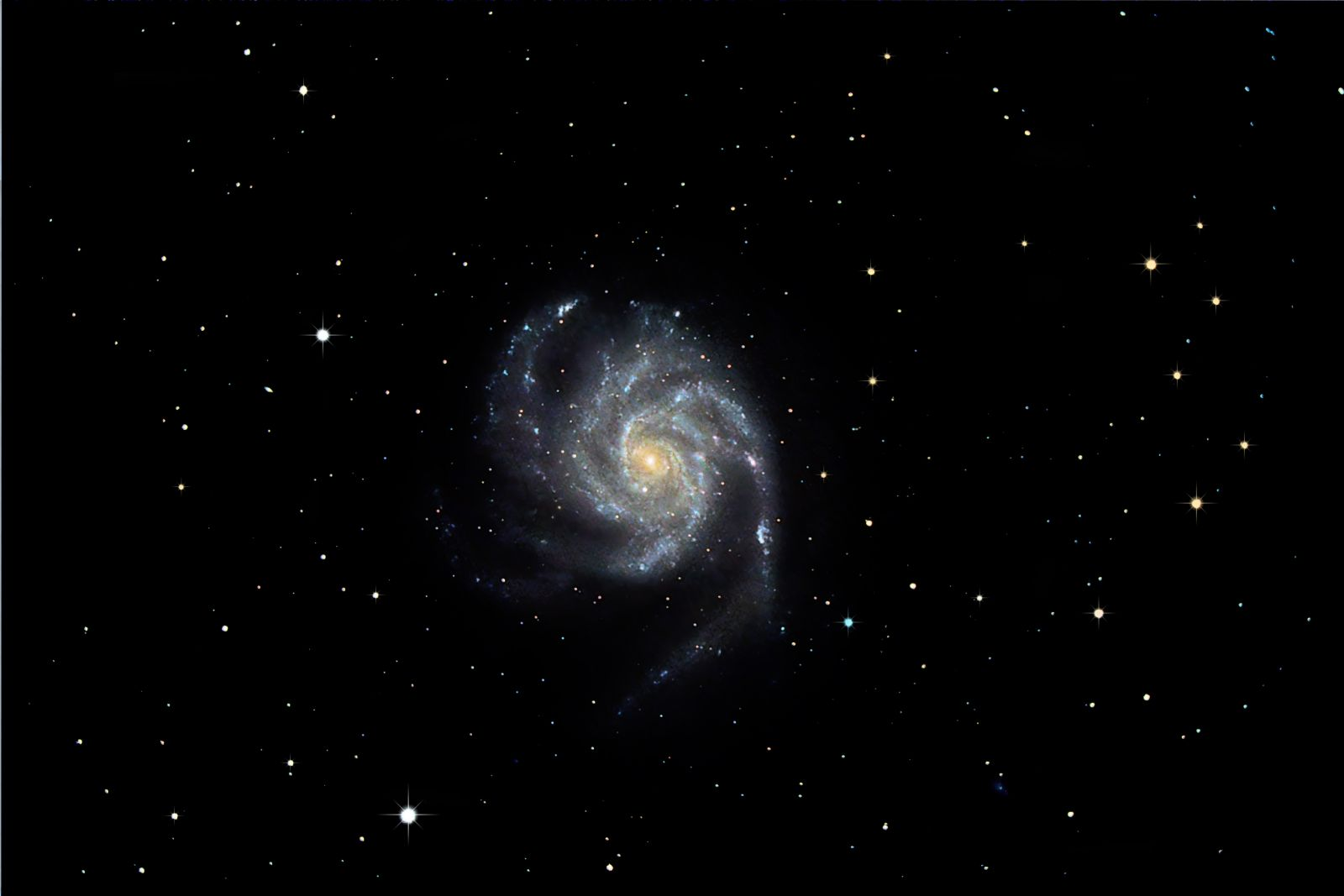 M101  March 2014