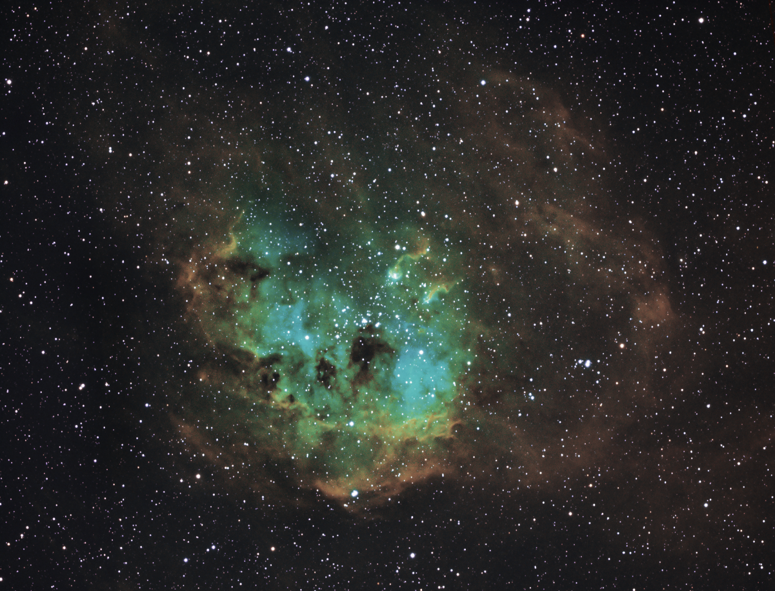 IC410 drizzle version   FINAL colours muted