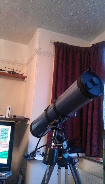 My First Ever Scope
