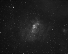 NGC 7635 Bubble Nebula