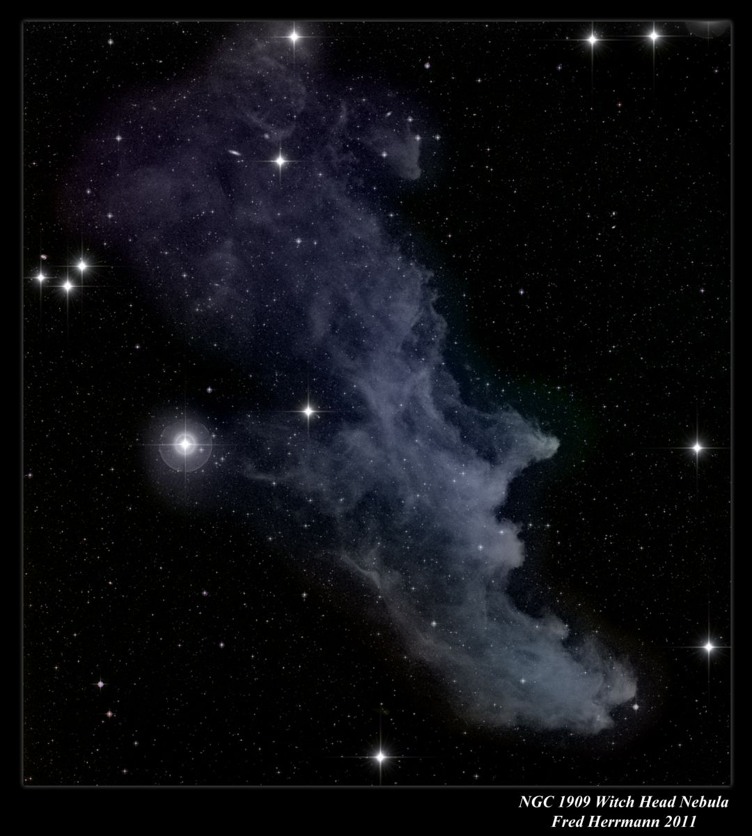 NGC1909 WitchHead