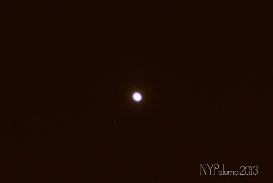 Venus second Try 30 OCT 9