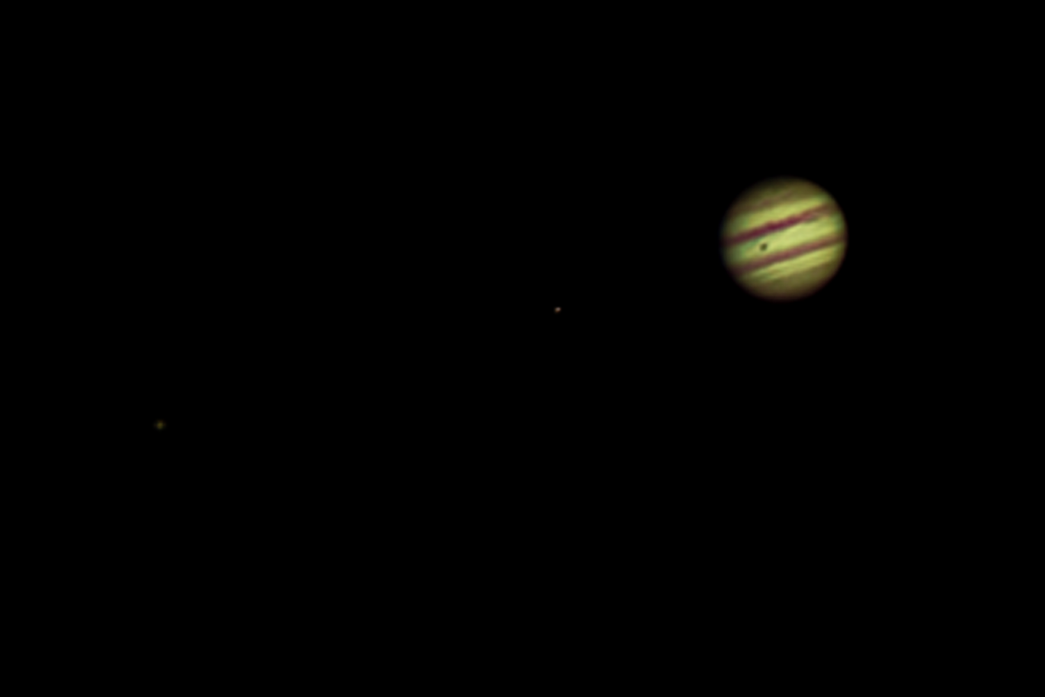 14th April 2015 Ganymede