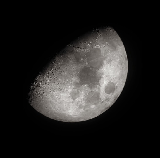 My (very amateurish) attempts at astrophotography!