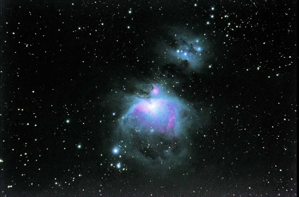 Orion Nebula 20032014