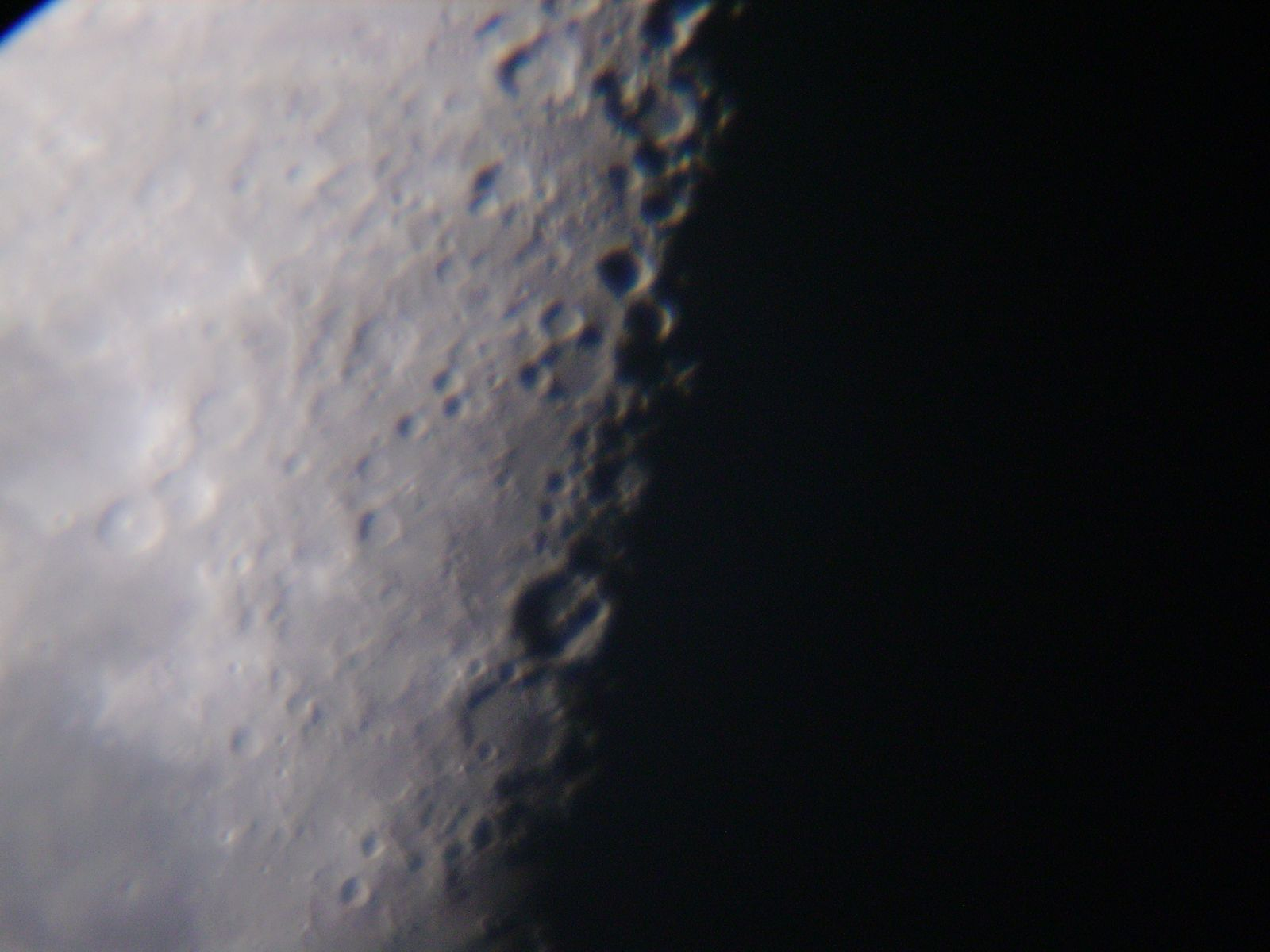Lunar X 8th March 2014