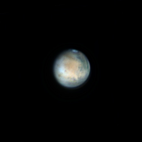 Mars first RGB stack   12.5.14   Isle of Wight