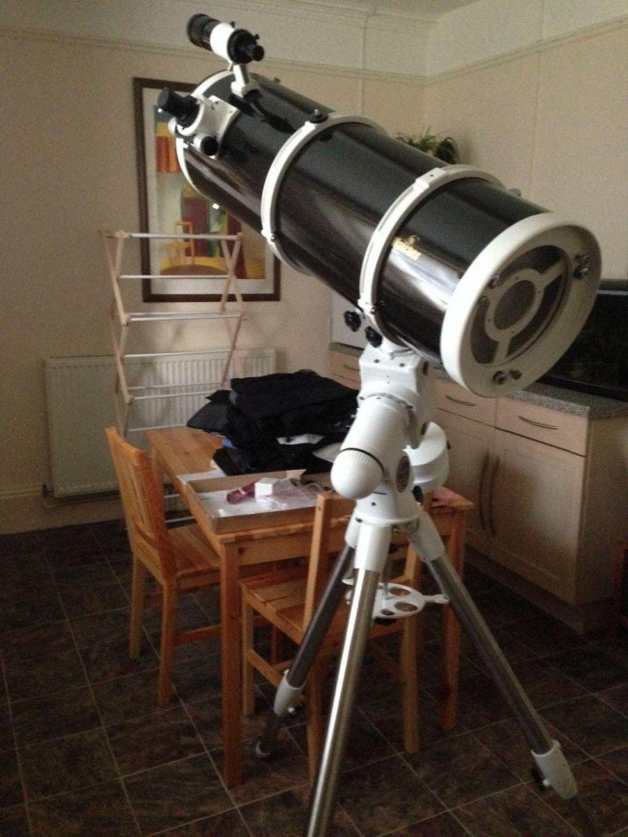 New telescope / mount