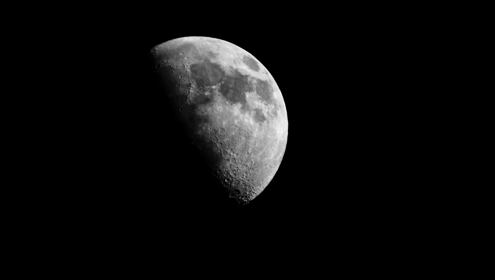Moon images August 4th 2014
