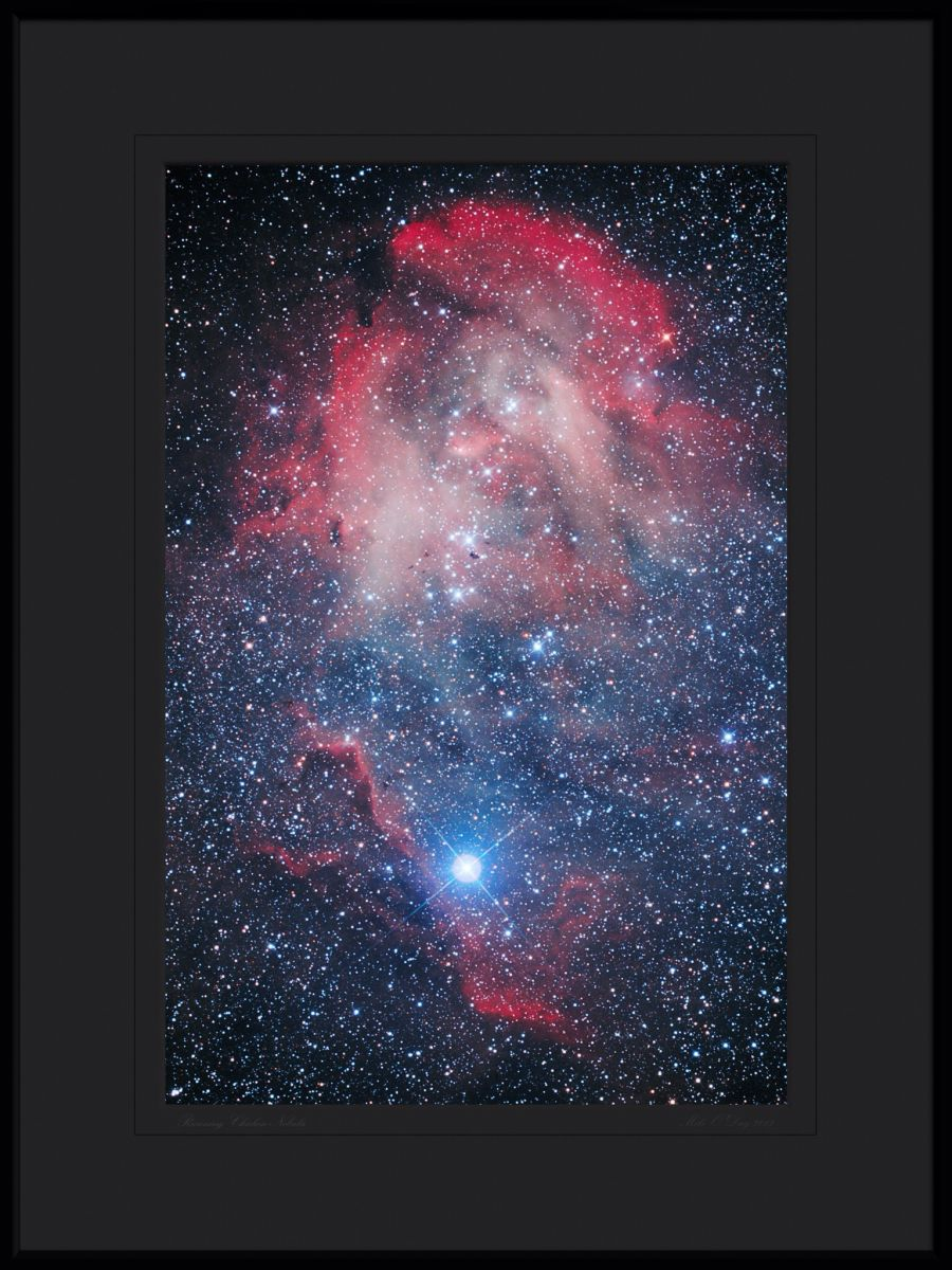 Running Chicken Nebula - IC2948